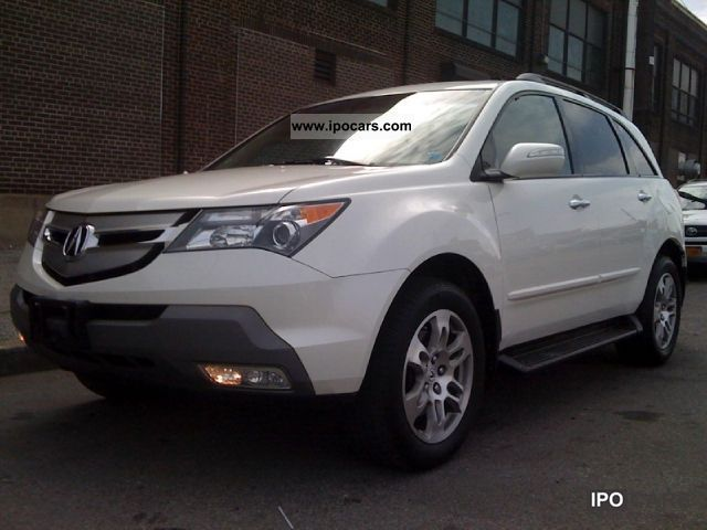 2007 Acura  MDX Off-road Vehicle/Pickup Truck Used vehicle photo