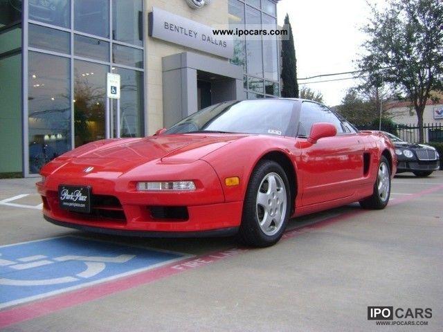 1992 Acura  NSX 3.0 (U.S. price) Sports car/Coupe Used vehicle photo