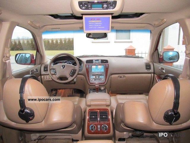 2005 Acura  HONDA MDX SERWIS = GWARANCJA Other Used vehicle photo