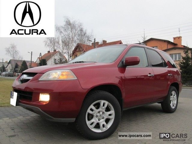 2005 Acura  MDX 100% SERWIS HONDA = IDEAL Other Used vehicle photo