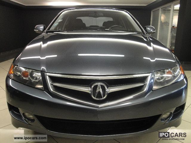 2006 Acura  TSX 2.4 / Tiptronic / U.S. Version Limousine Used vehicle photo