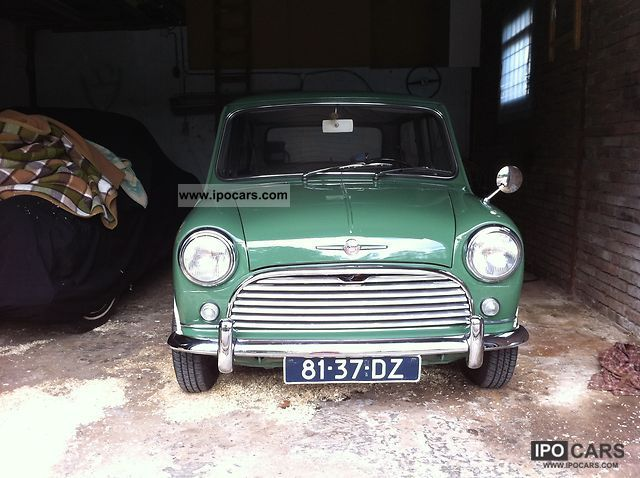 MINI  850 1967 Vintage, Classic and Old Cars photo