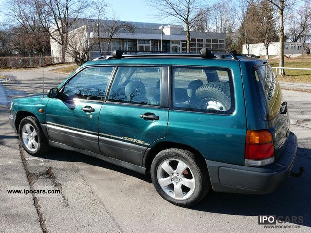 1997 subaru forester 20 gl car photo and specs 1997 subaru forester 20 gl estate car used vehicle photo sciox Images