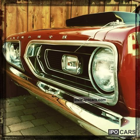 Plymouth  Barracuda Notchback 1967 Vintage, Classic and Old Cars photo