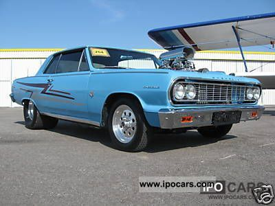 Chevrolet  Malibu 850 hp Compressor Pro Street 1964 Vintage, Classic and Old Cars photo