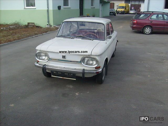 NSU  1000 typ.67 1969 Vintage, Classic and Old Cars photo