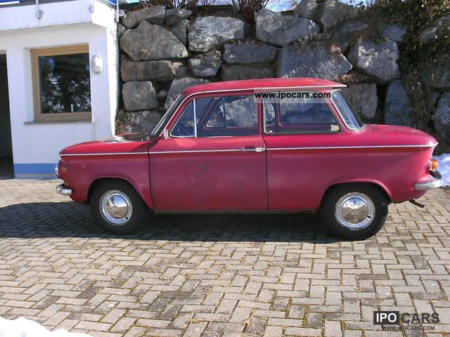 NSU  Prinz 4L 1972 Vintage, Classic and Old Cars photo