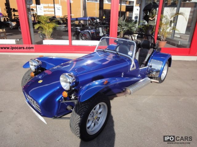 2000 Caterham  Rover 8.1 including 6-speed transmission RHD Cabrio / roadster Used vehicle photo