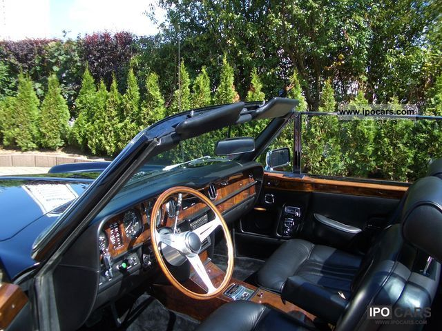 1980 Rolls Royce  Corniche Convertible Cabrio / roadster Used vehicle photo