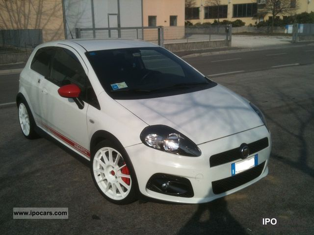2007 Abarth  Grande Punto esseesse Small Car Used vehicle photo
