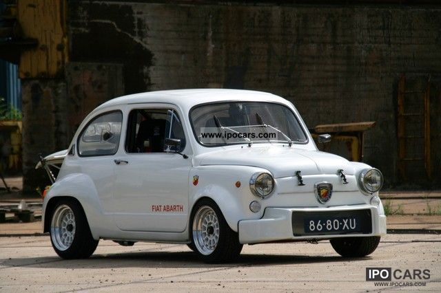 Abarth  1000 TCR custom-built, mid engined bike 1973 Vintage, Classic and Old Cars photo