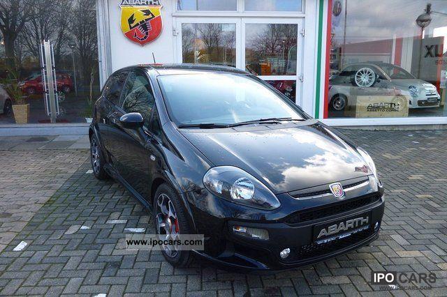 2012 Abarth  Punto 1.4 16V Turbo \ Limousine Used vehicle photo