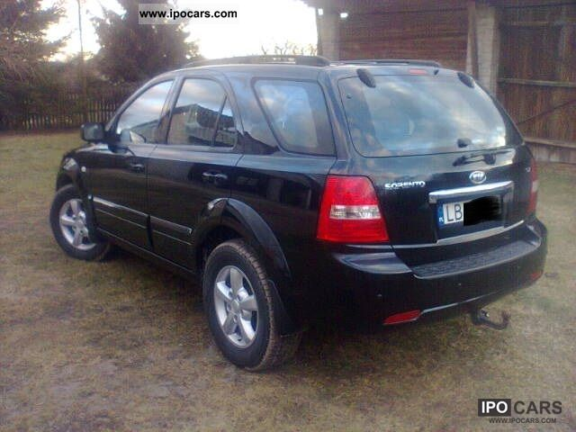 2008 kia sorento car photo and specs. Black Bedroom Furniture Sets. Home Design Ideas