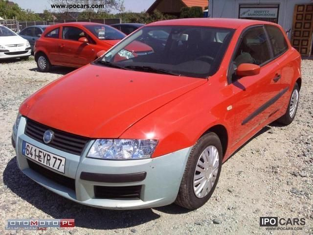 2002 fiat stilo 1 9 jtd car photo and specs. Black Bedroom Furniture Sets. Home Design Ideas