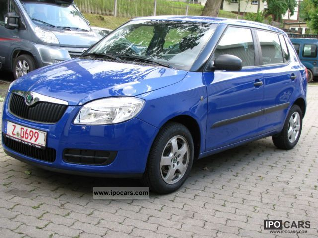 2009 Skoda  Fabia 1.2 COOL Edition # 1A # condition # only 39Tkm Small Car Used vehicle photo