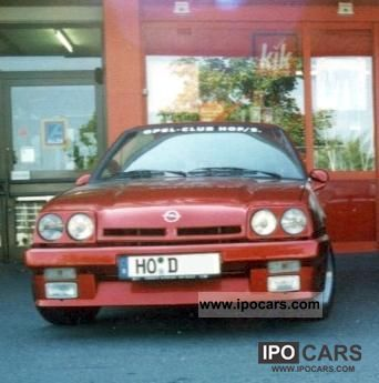 Opel  Manta 1976 Vintage, Classic and Old Cars photo