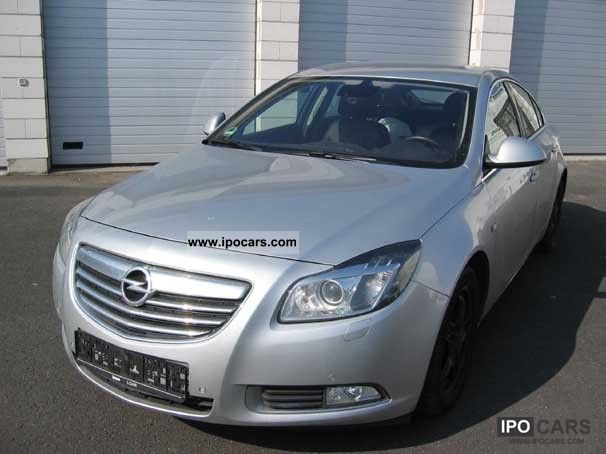 2009 opel insignia sports tourer 2.0 turbo sport - car photo and specs