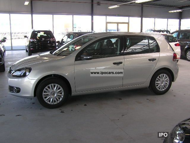 2011 Volkswagen Golf 1.2 TSI Trendline Bluemotion Technology Limousine ...