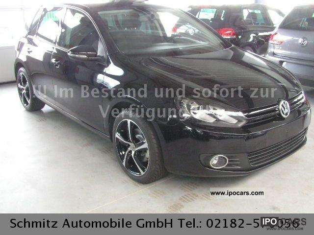2011 Volkswagen  Golf 1.6 TDI DPF Navi Xenon phone new sport seats! Limousine New vehicle photo