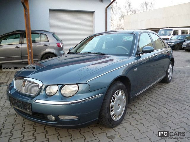 2004 Rover  75 2.5 V6, D4, ABS, ESP, climate control, cruise control Limousine Used vehicle photo