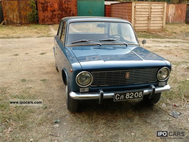 Lada  1200 1973 Vintage, Classic and Old Cars photo