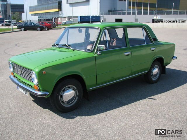 1980 Lada 1200 Car Photo And Specs