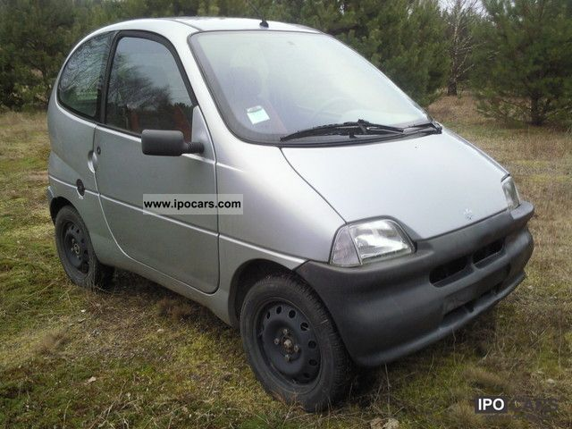 1997 Aixam  Held Van / Minibus Used vehicle photo