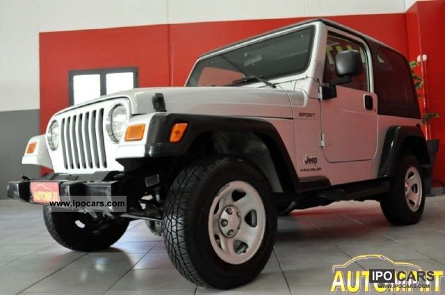 2006 jeep wrangler sport 2 4 hard top 4x4 abs ridotte peda car photo and specs. Black Bedroom Furniture Sets. Home Design Ideas