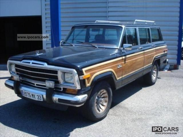 Jeep  Grand Cherokee GRAND WAGONEER Slect TRACK 1979 Vintage, Classic and Old Cars photo