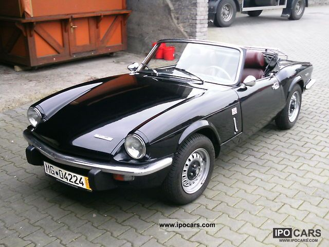 Triumph  Spitfire 1973 Vintage, Classic and Old Cars photo