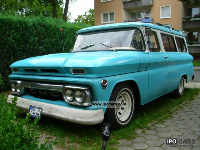1960 GMC  Other Estate Car Classic Vehicle photo