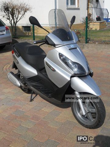 2008 Piaggio  X7 250ie Other Used vehicle photo