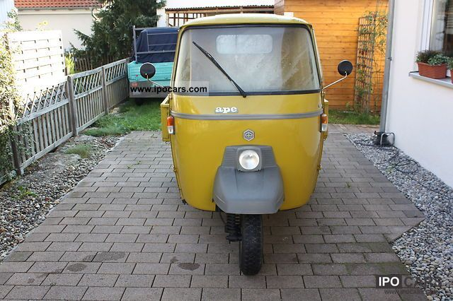 1982 Piaggio  APE Other Used vehicle photo