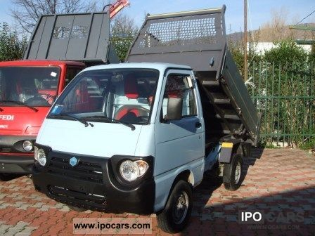 2006 Piaggio  QuargoRib.Post. a06 686cc diesel km52622 CY36352 Off-road Vehicle/Pickup Truck Used vehicle photo