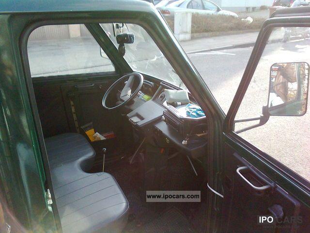 2002 piaggio ape tm - car photo and specs