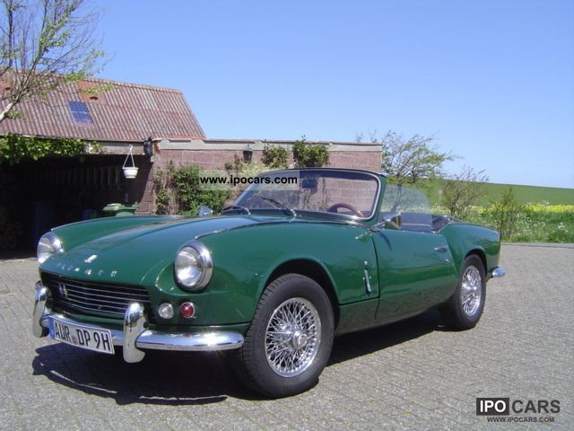 Triumph  Spitfire MK II 1966 Vintage, Classic and Old Cars photo