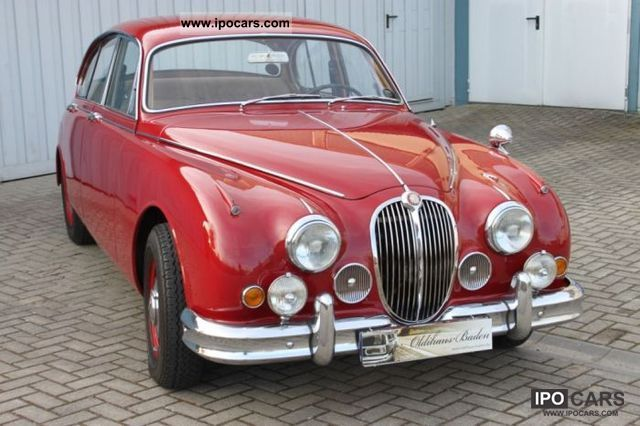 1962 Jaguar  MK II 3.8 LHD Limousine Classic Vehicle photo