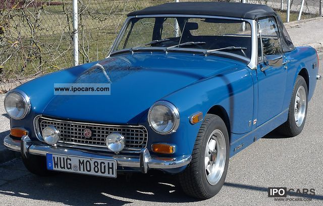 Commit mg midget dimensions consider