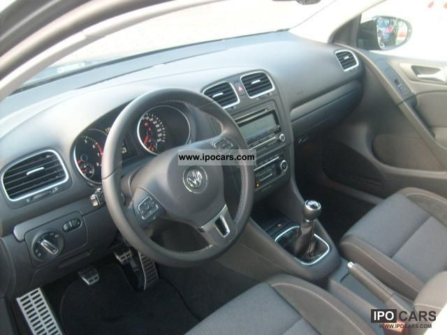 2011 Volkswagen Golf Vi 1 4 Tsi Style Car Photo And Specs