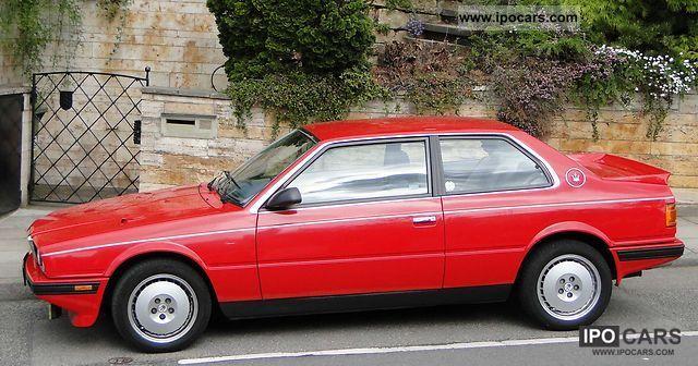 Maserati 222 E 1992 Used vehicle photo