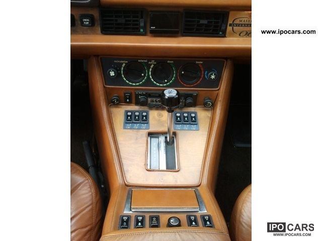 1982 Maserati Quattroporte V8 5.0 As Concorso Limousine Classic ...