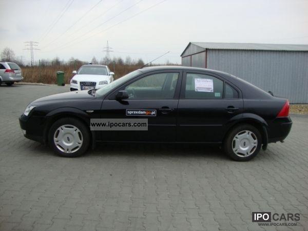 2003 ford mondeo 20 16v s polska sprzedamgo car photo