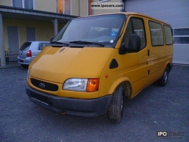 1998 Ford  Transit 2.5 TD seats 9 Van / Minibus Used vehicle photo