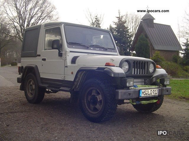 1997 Asia Motors  Rocsta softtop DX LPG LPG Off-road Vehicle/Pickup Truck Used vehicle photo