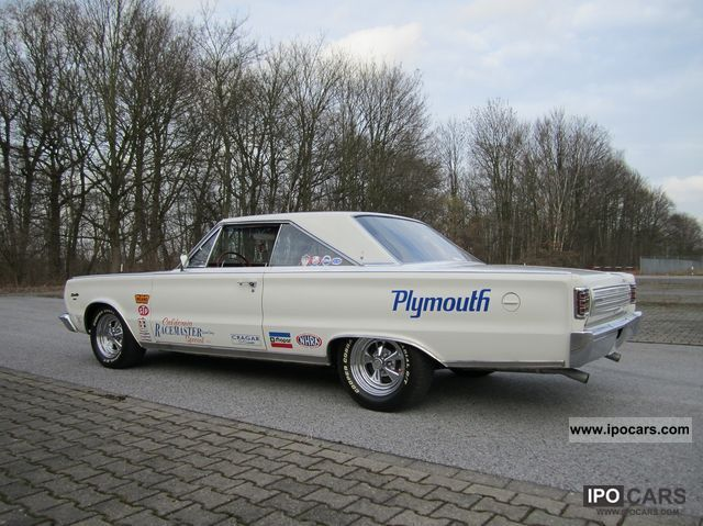 Plymouth  Other 1966 Vintage, Classic and Old Cars photo