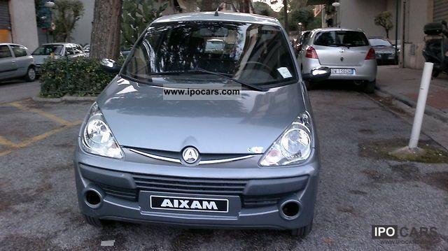 2008 Aixam  Altri Small Car Used vehicle photo