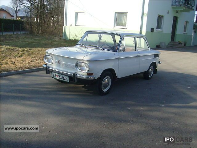 NSU  1000 typ.67 1967 Vintage, Classic and Old Cars photo