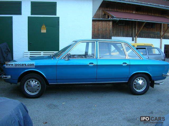 1973 NSU  K70 VW sedan Limousine Classic Vehicle photo
