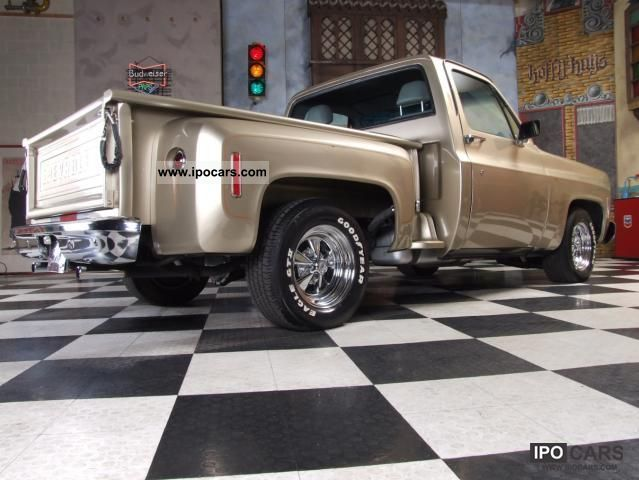 1975 Chevrolet  S-10 / C-10 Off-road Vehicle/Pickup Truck Classic Vehicle photo