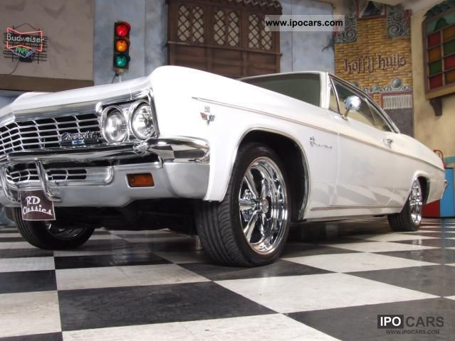 1966 Chevrolet  Impala Sports car/Coupe Classic Vehicle photo